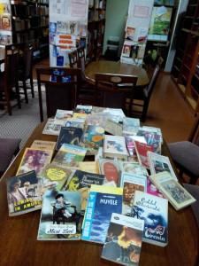 Donație de cărți