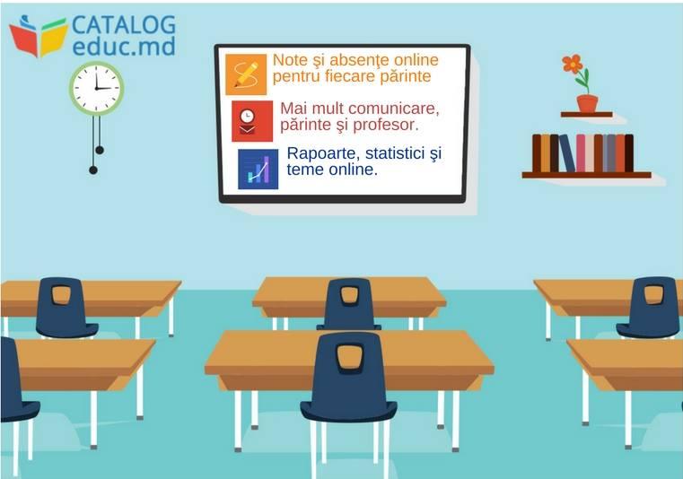 Din 1 septembrie Catalogul Electronic Şcolar va funcţiona şi în liceul nostru