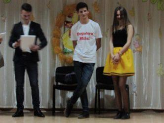 Dispoziție de sărbătoare şi emoţii cu carul la Liceul Teoretic ,,M. Eminescu,, Leova