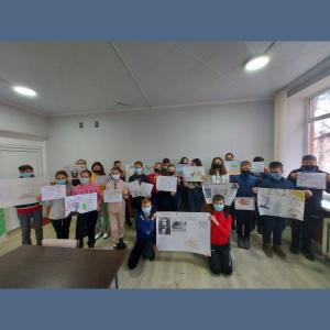 Activități pe parcursul perioadei 15-22.01.2021 dedicate poetului Mihai Eminescu!